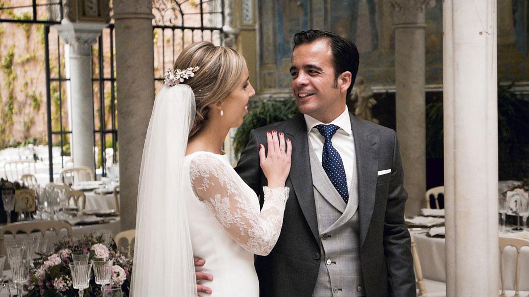 jorge y maria en casa palacio guardiola